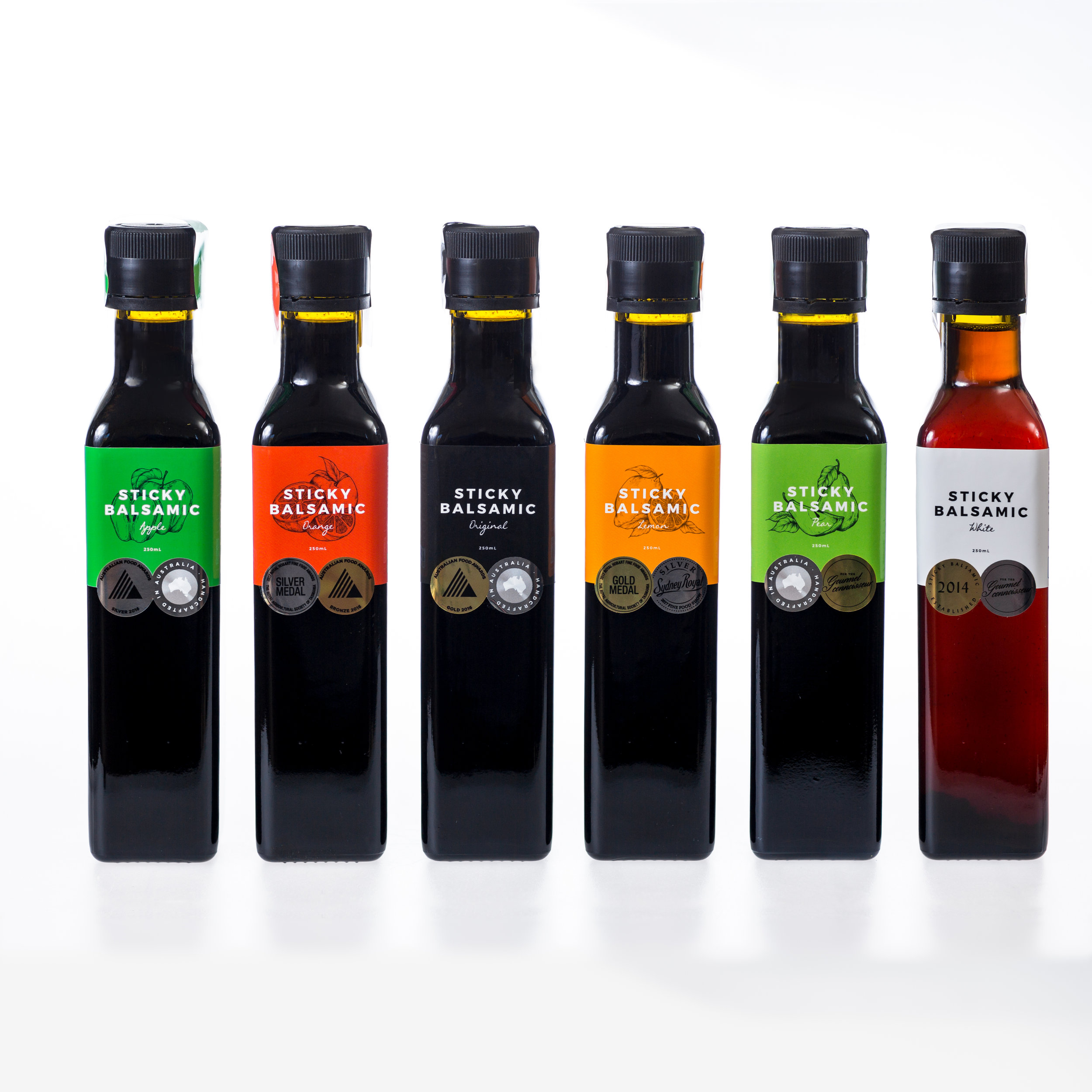 Sticky Balsamic Original Range