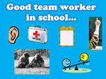 good team worker