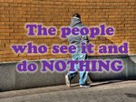 bystander apathy