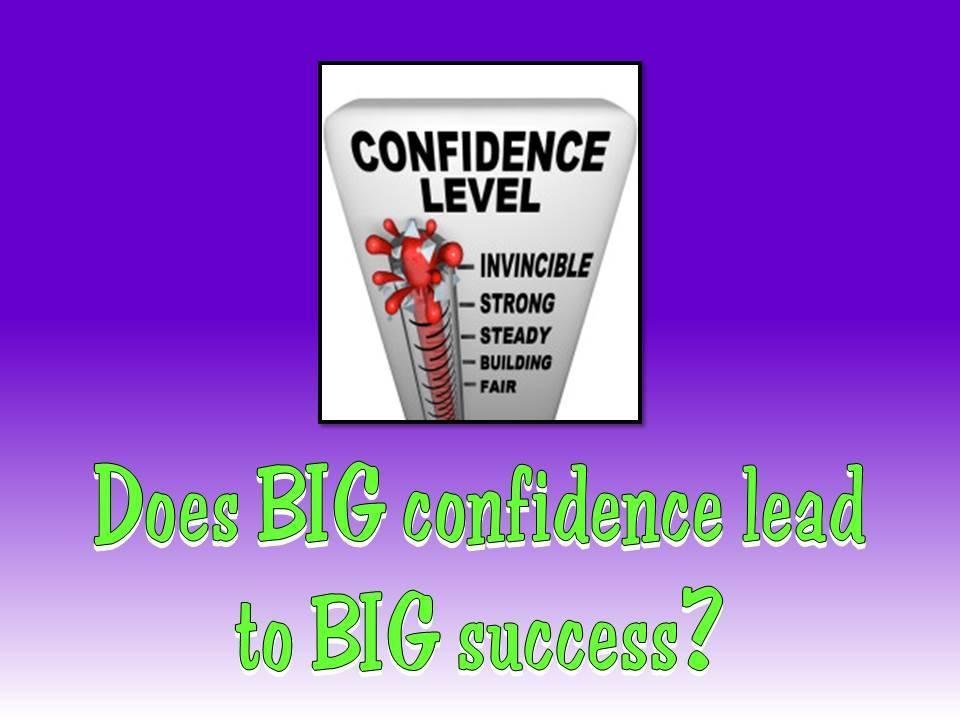Mindset 2 - Self Esteem and Confidence