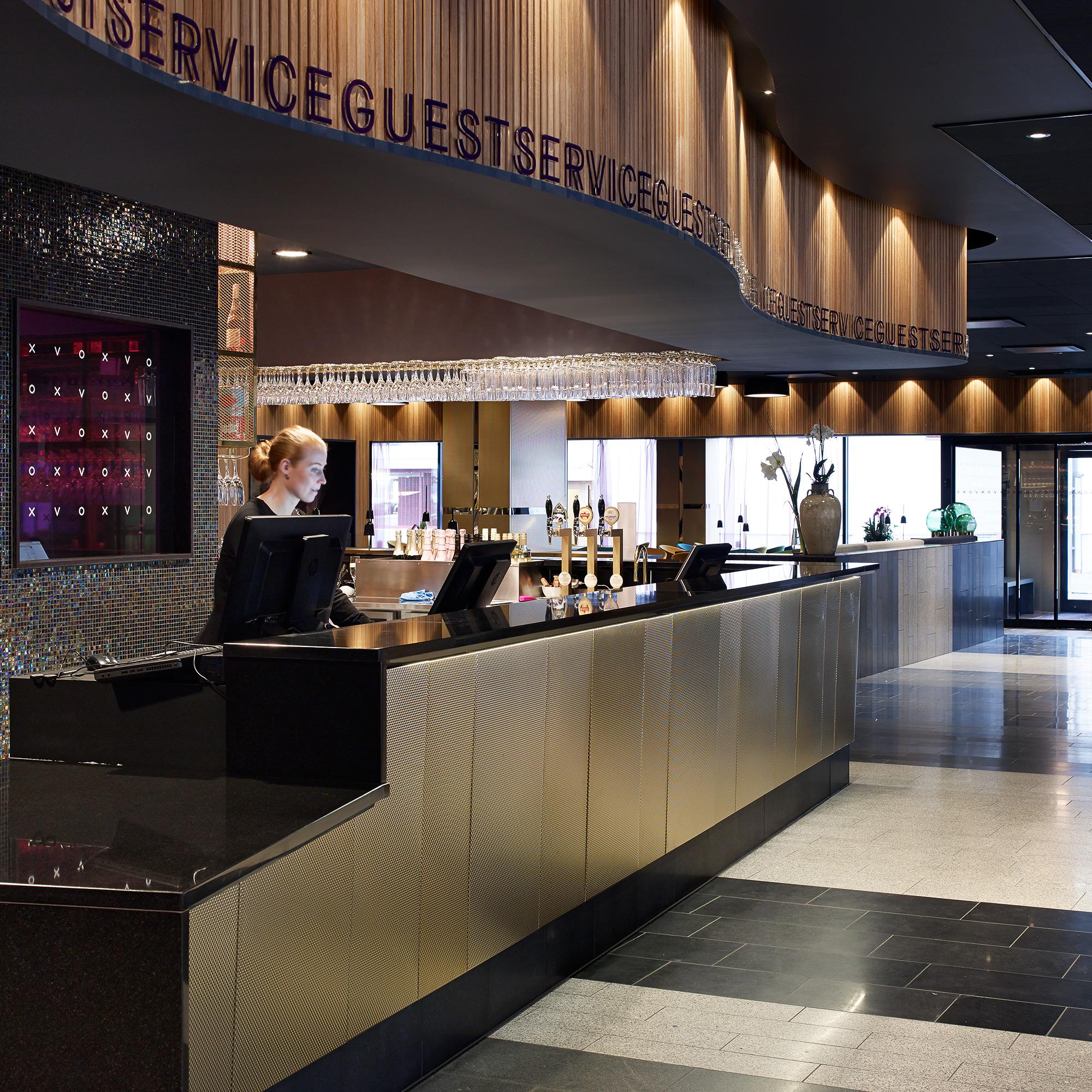 Vox Hotel  Semrén & Månsson