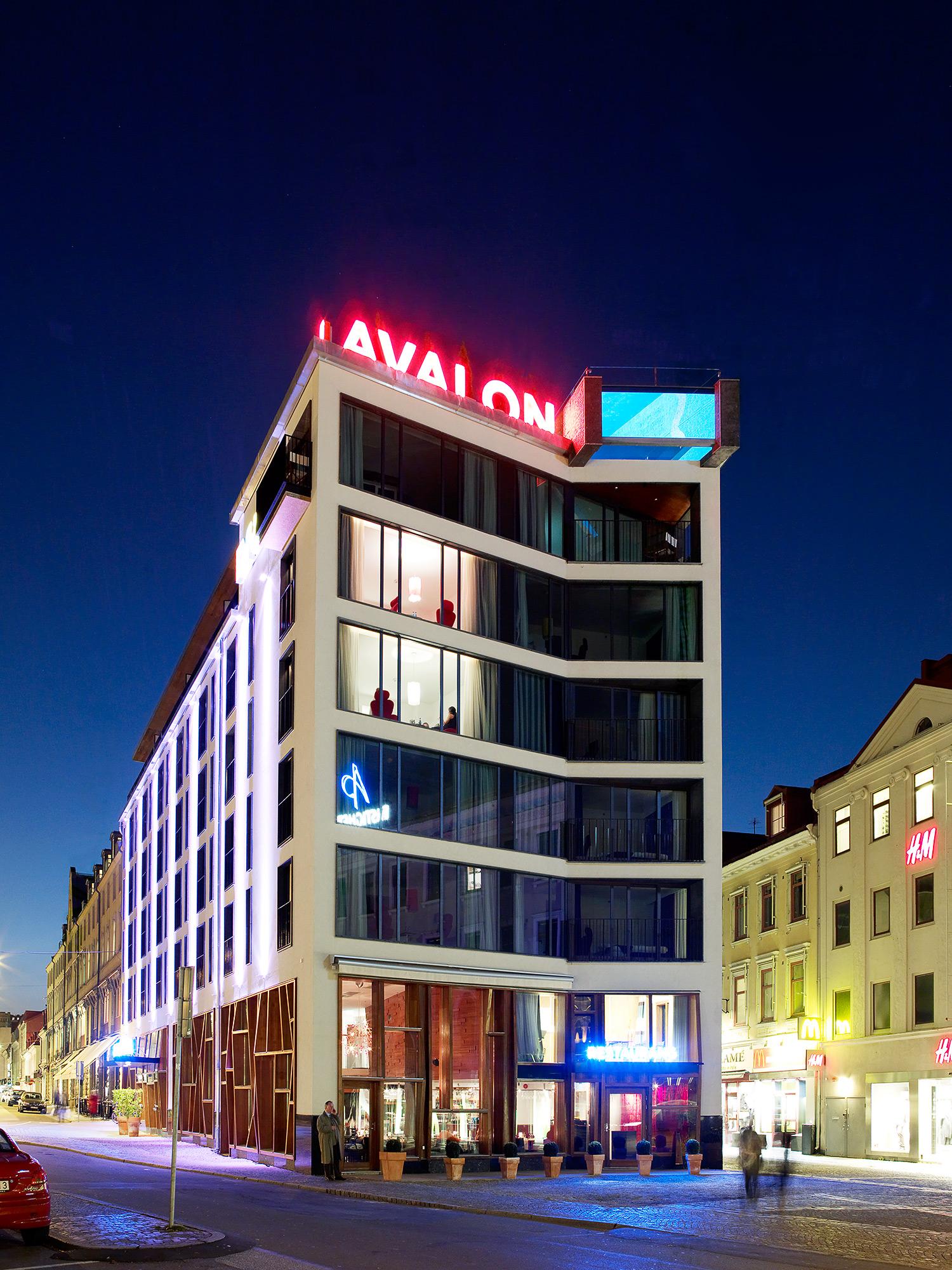 Avalon hotel  Semrén & Månsson