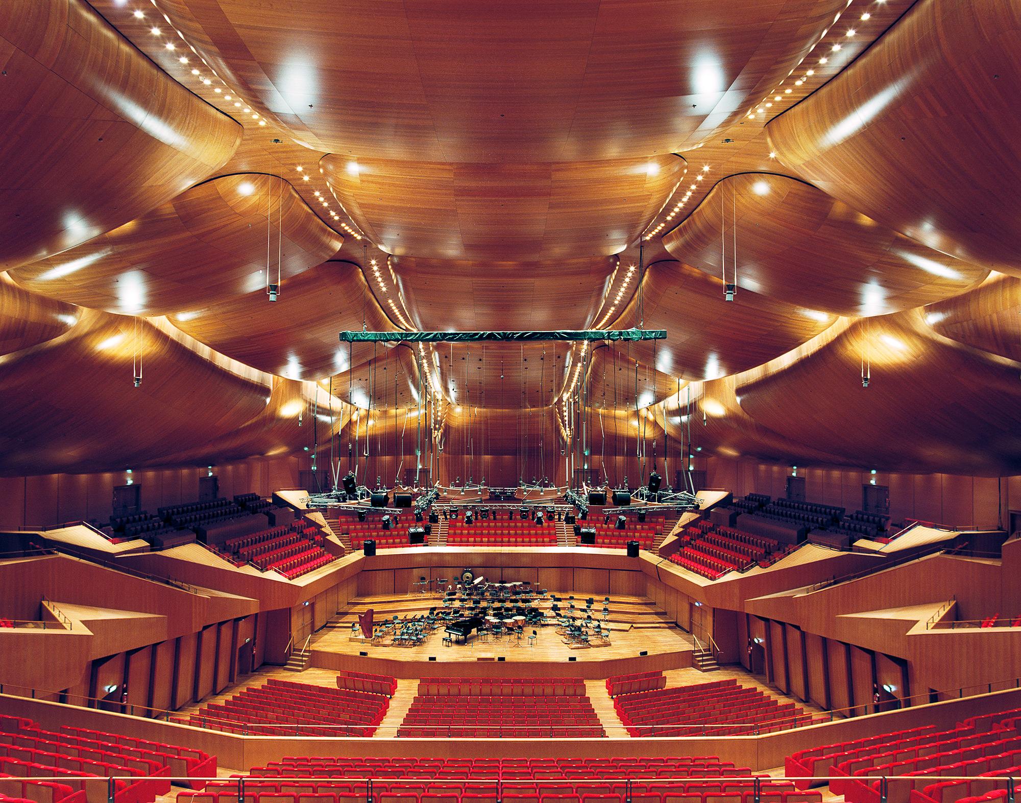 Auditorium  Renzo Piano