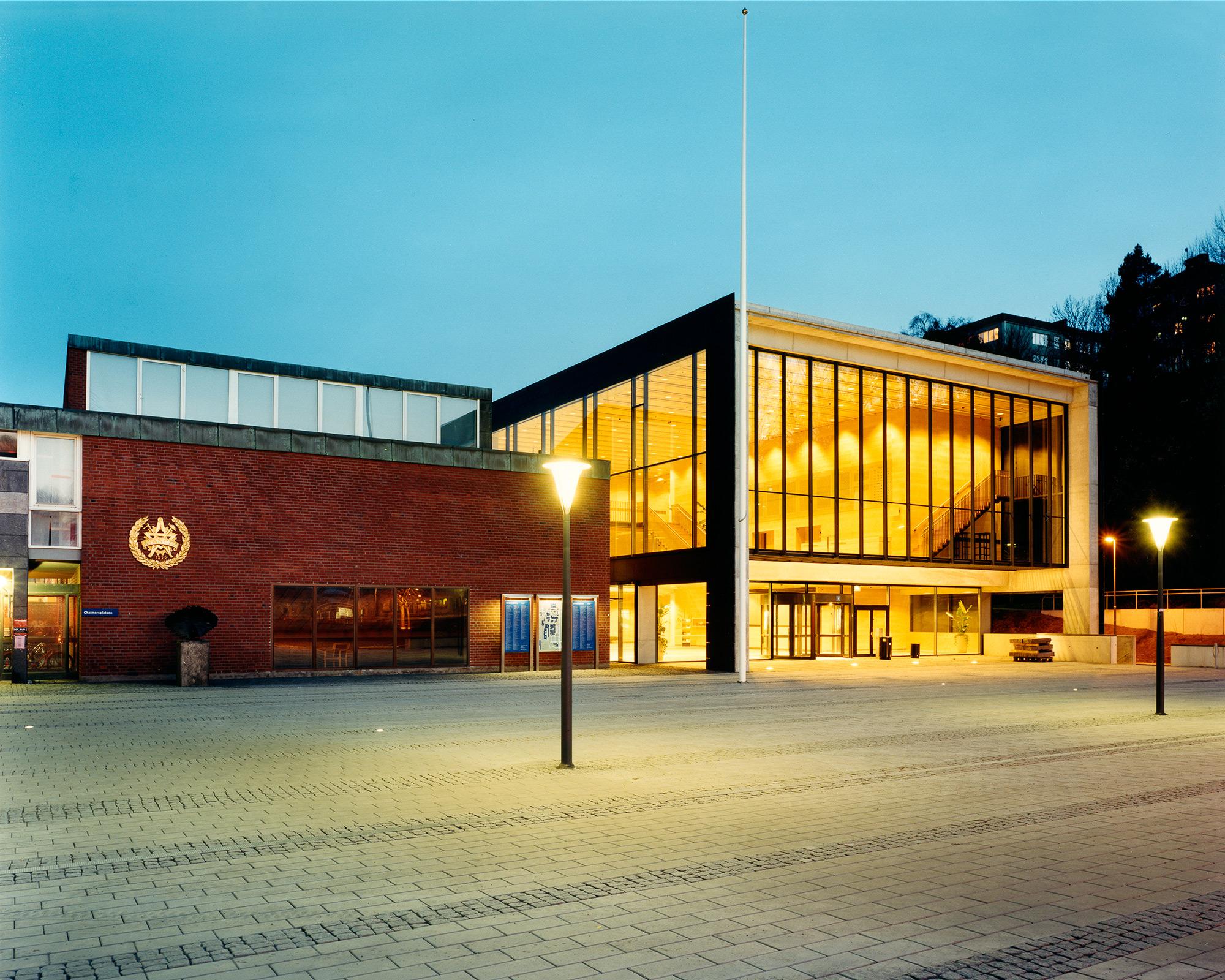 Chalmers kårhus  Wingårdh