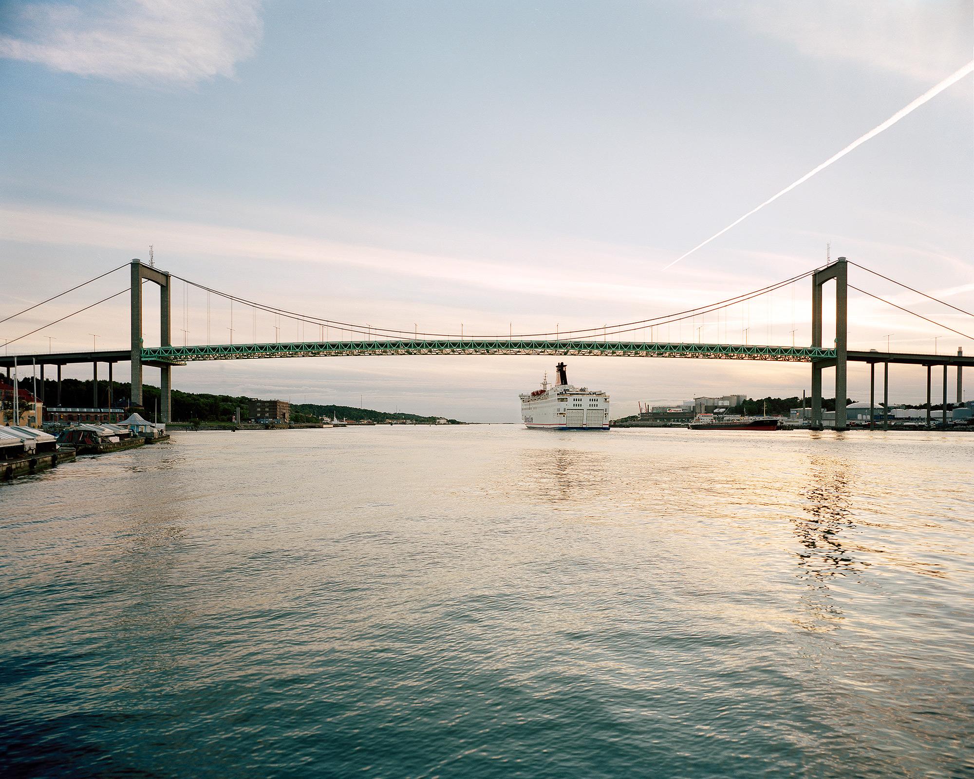 Älvsborgsbron  S O Asplund