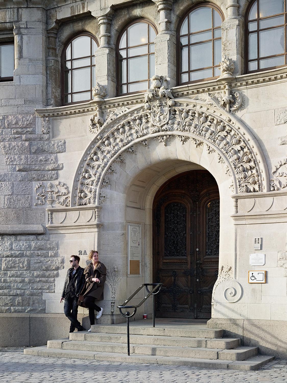 Göteborgs stadsbibliotek  Hans Hedlund