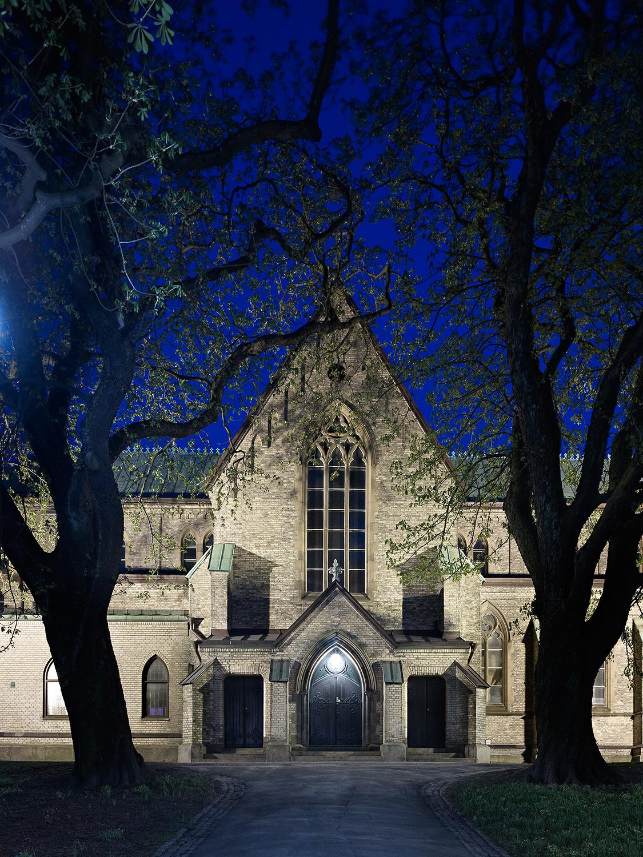 Hagakyrkan  Adolf Edelsvärd
