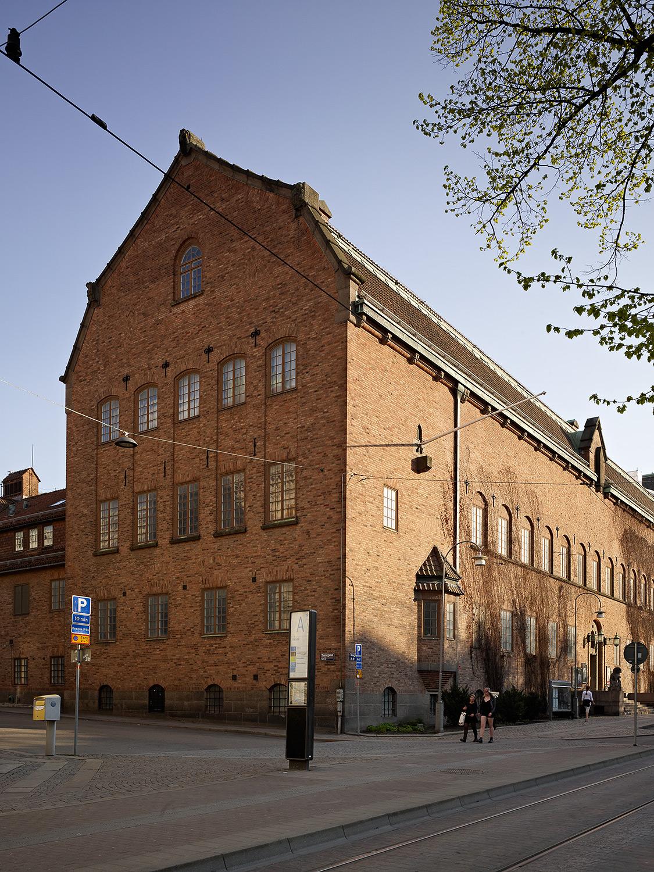 Röhsska museet  Carl Westman