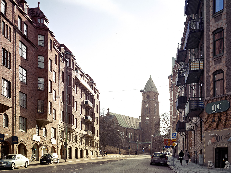 Vasakyrkan  Yngve Rasmussen
