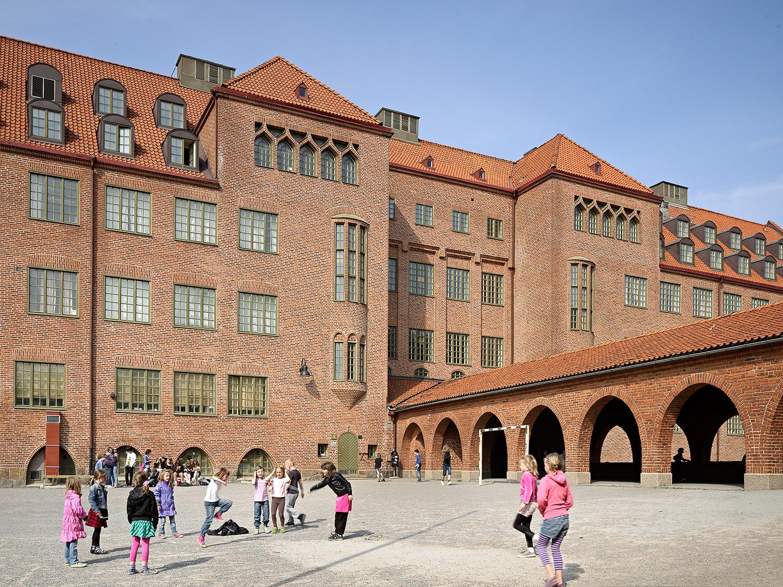 Nordhemsskolan  Bjerke & Swenson