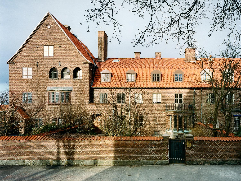 Villa Bjerke  Arvid Bjerke