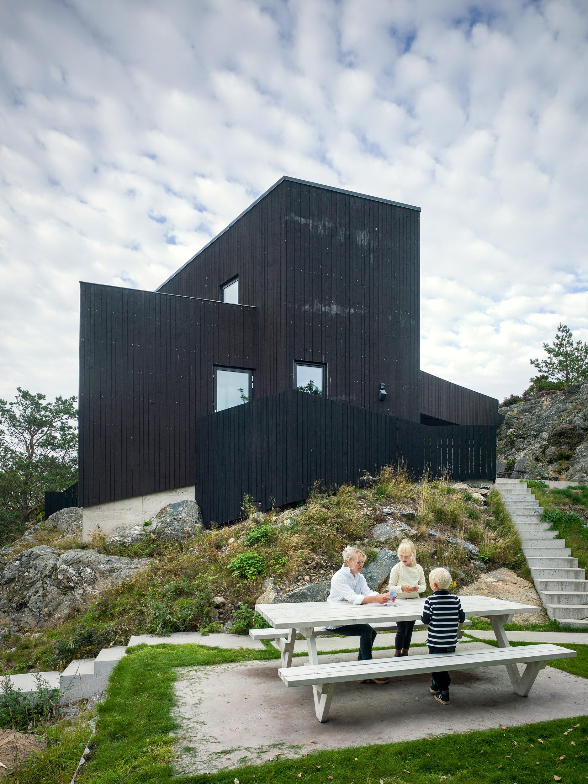 Villa Vy  Fröslee + Jonsson