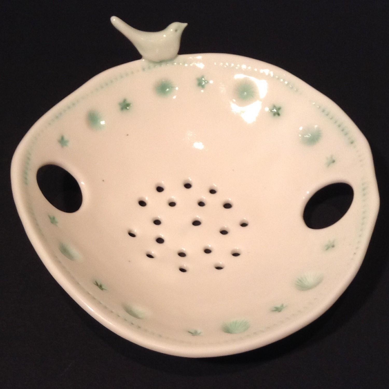 Bird Bowl  porcelain