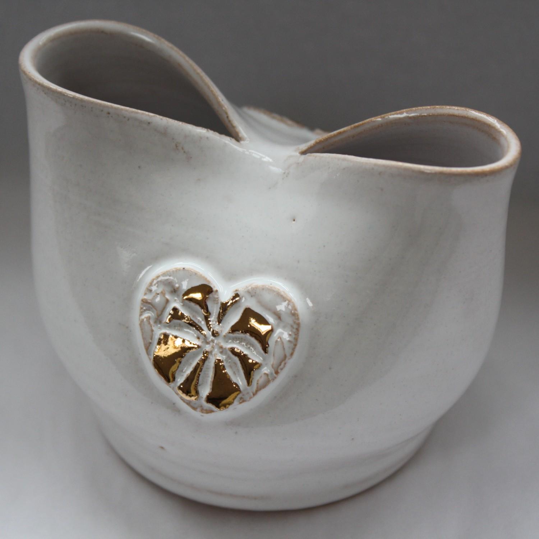 Stem Vase  porcelain