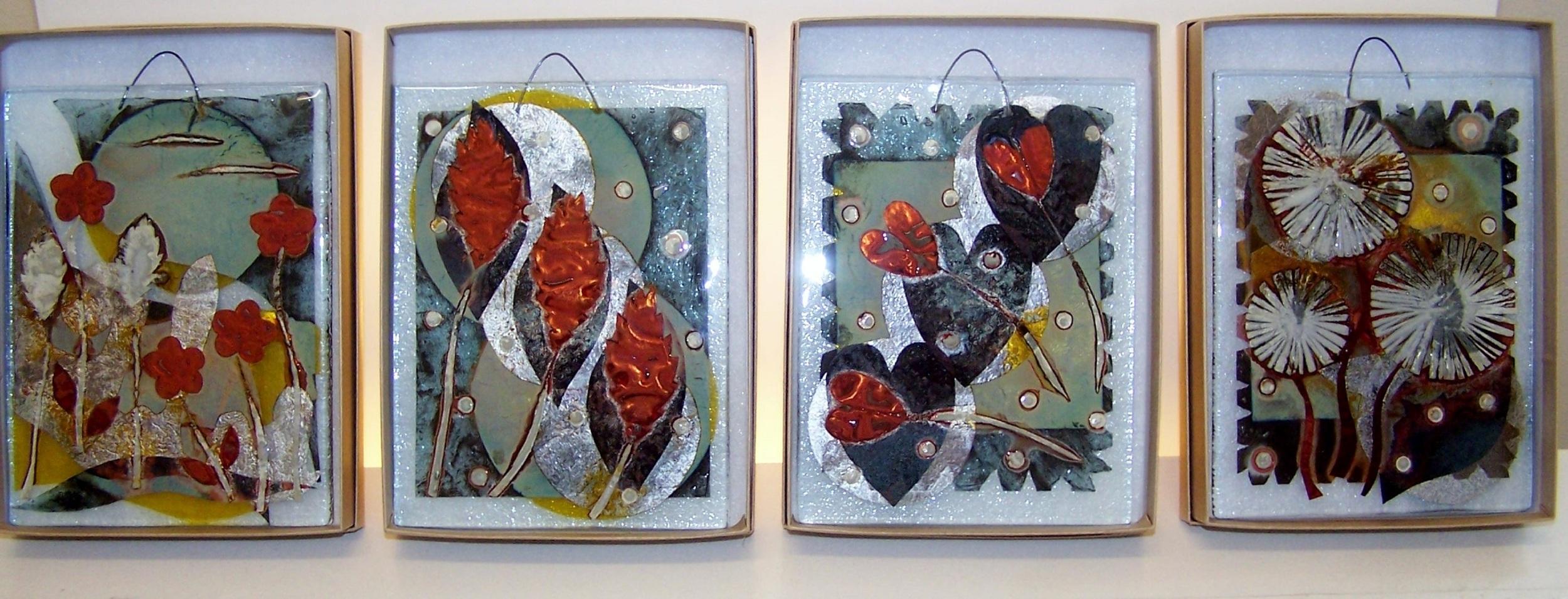Hanging Panels   glass