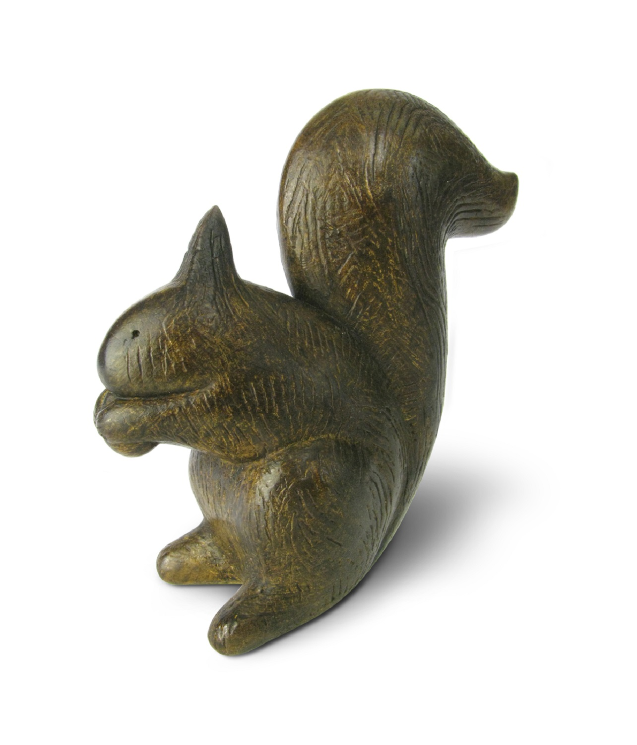 Red Squirrel  iron resin   £120