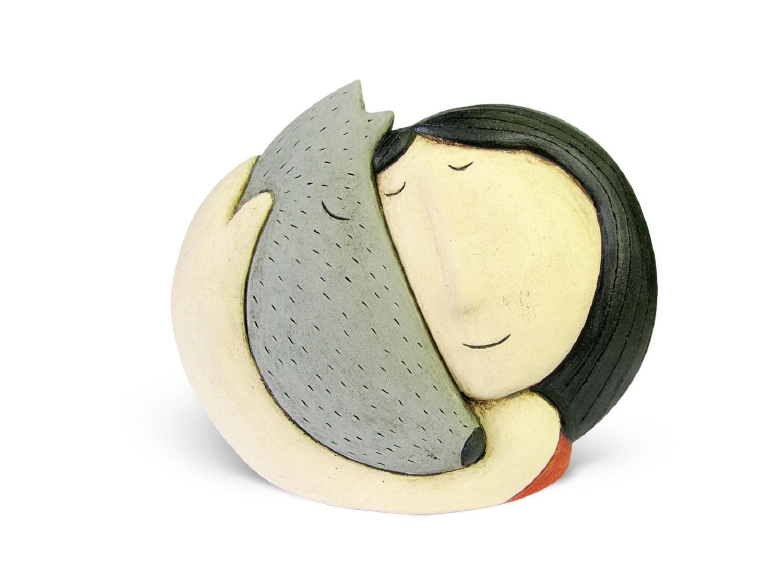 Under the Moon   ceramic