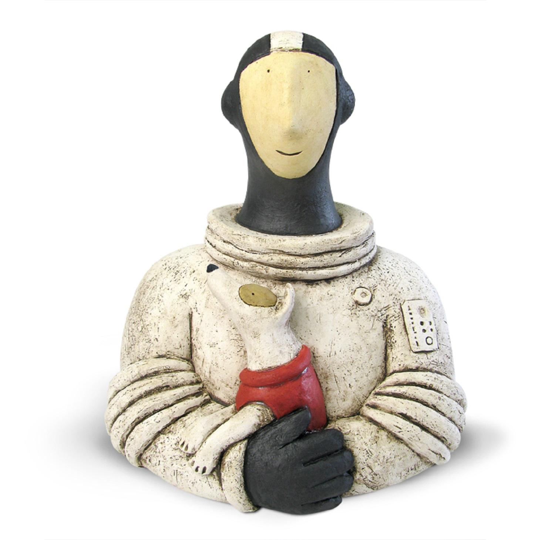 Rocket Dog   ceramic