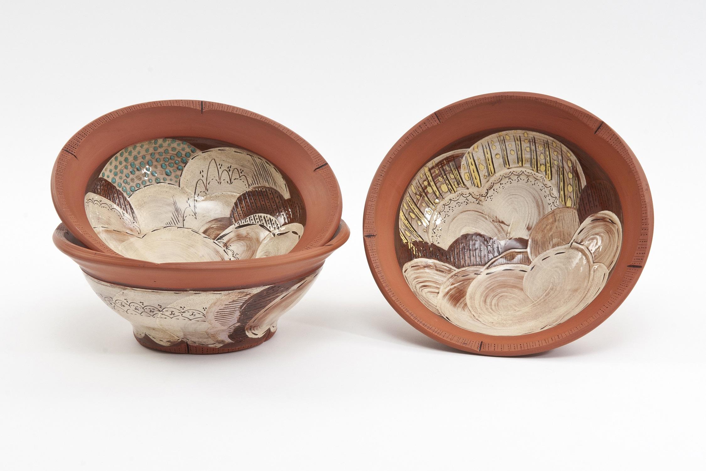 Bowls  earthenware