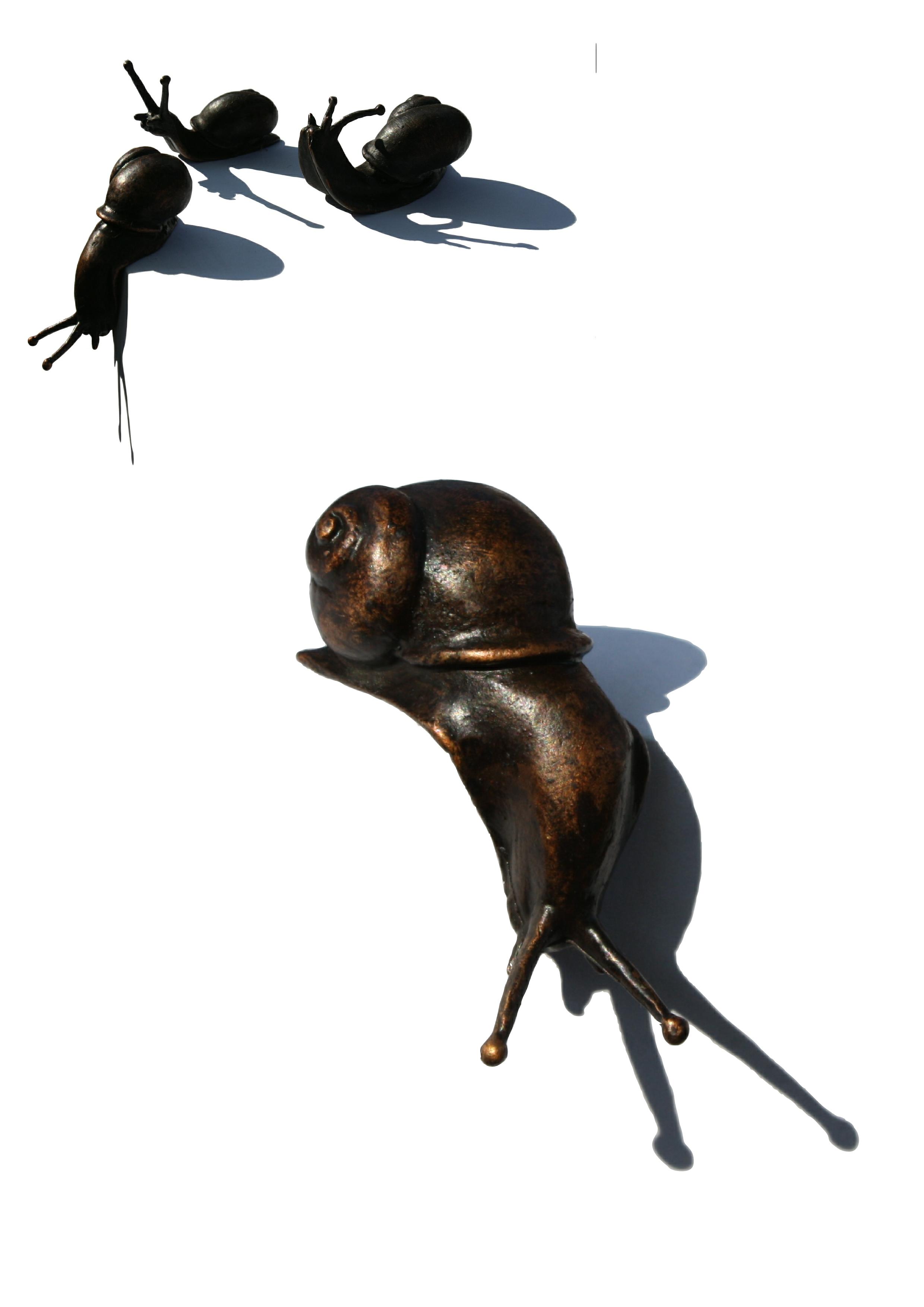 Snails  bronze  £25 - £33