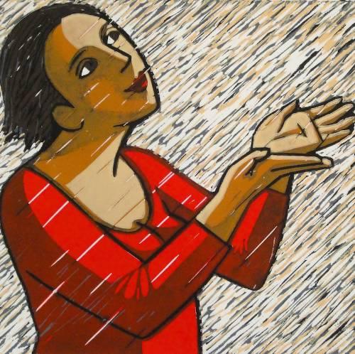 Anita Klein   Rain