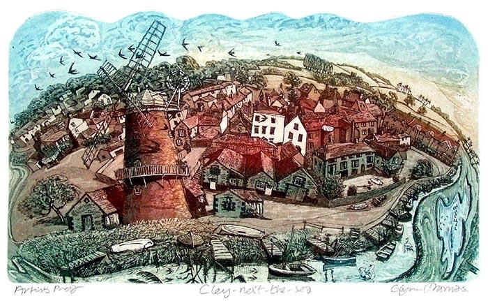 Glynn Thomas   Cley-next-the-Sea