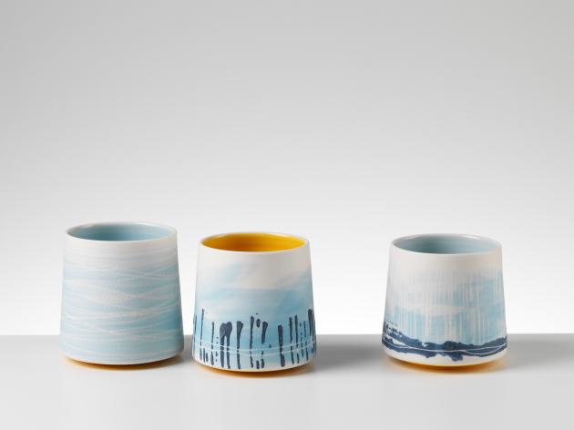 Yunomi  ceramic  sold