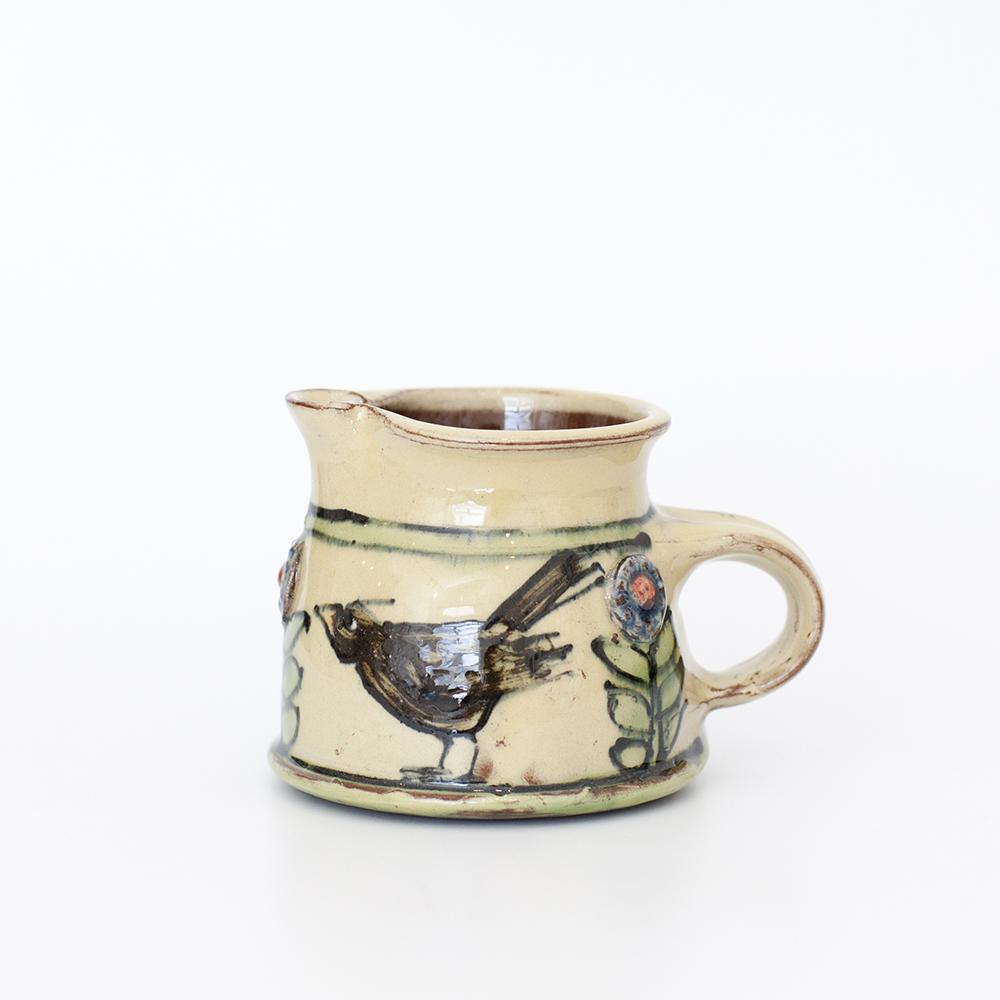 Jug  ceramic  11x7cm  £35