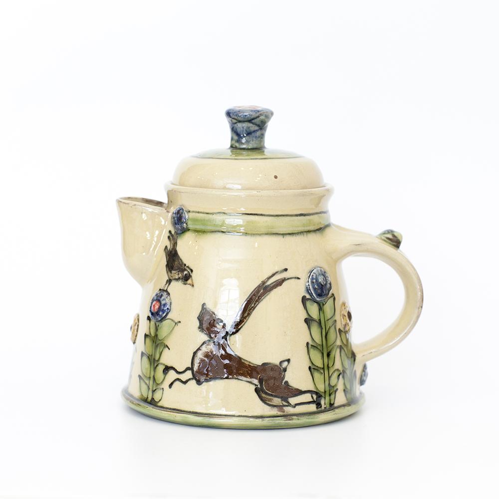 Teapot  ceramic  17x15cm  £87