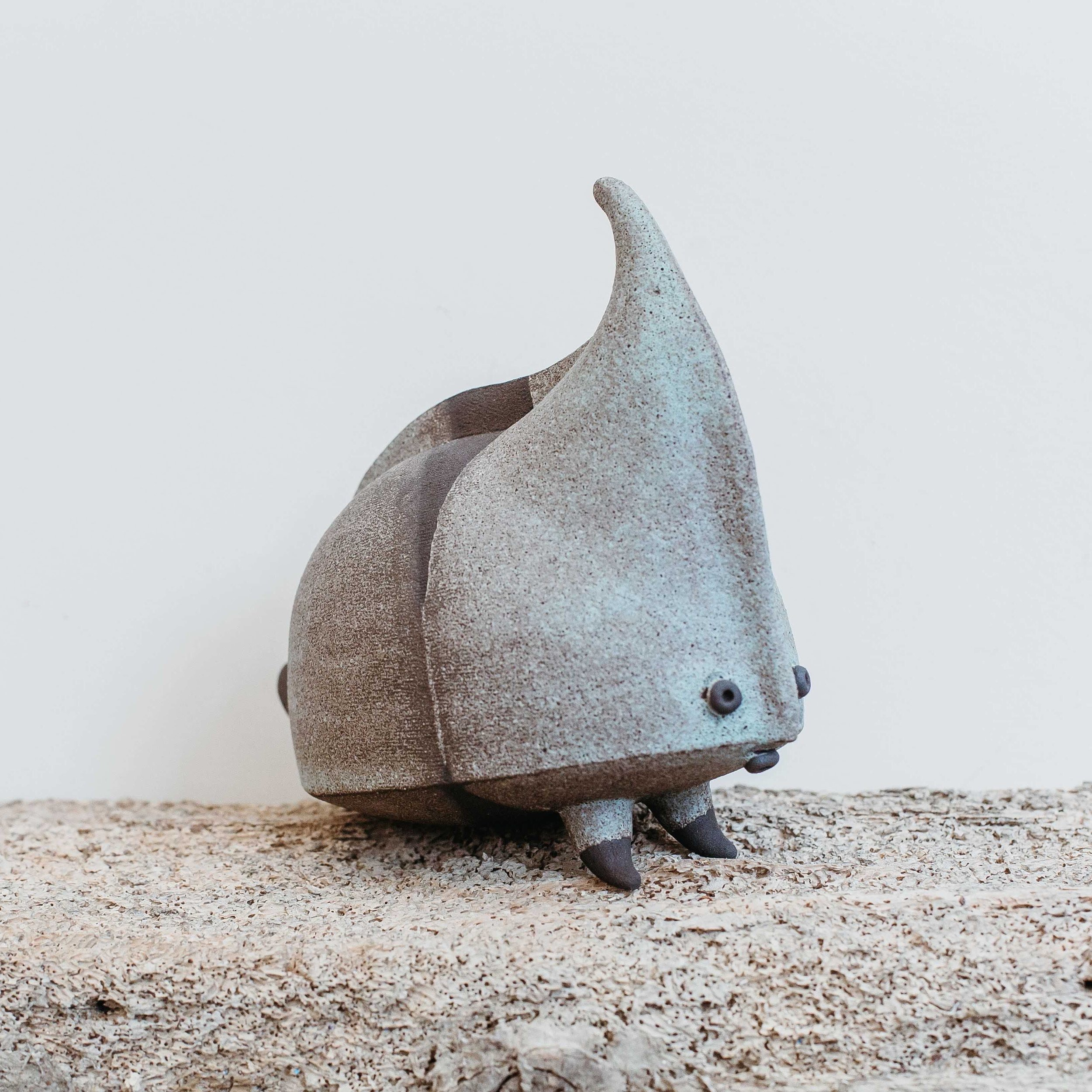 Thorn Bug  ceramic  sold