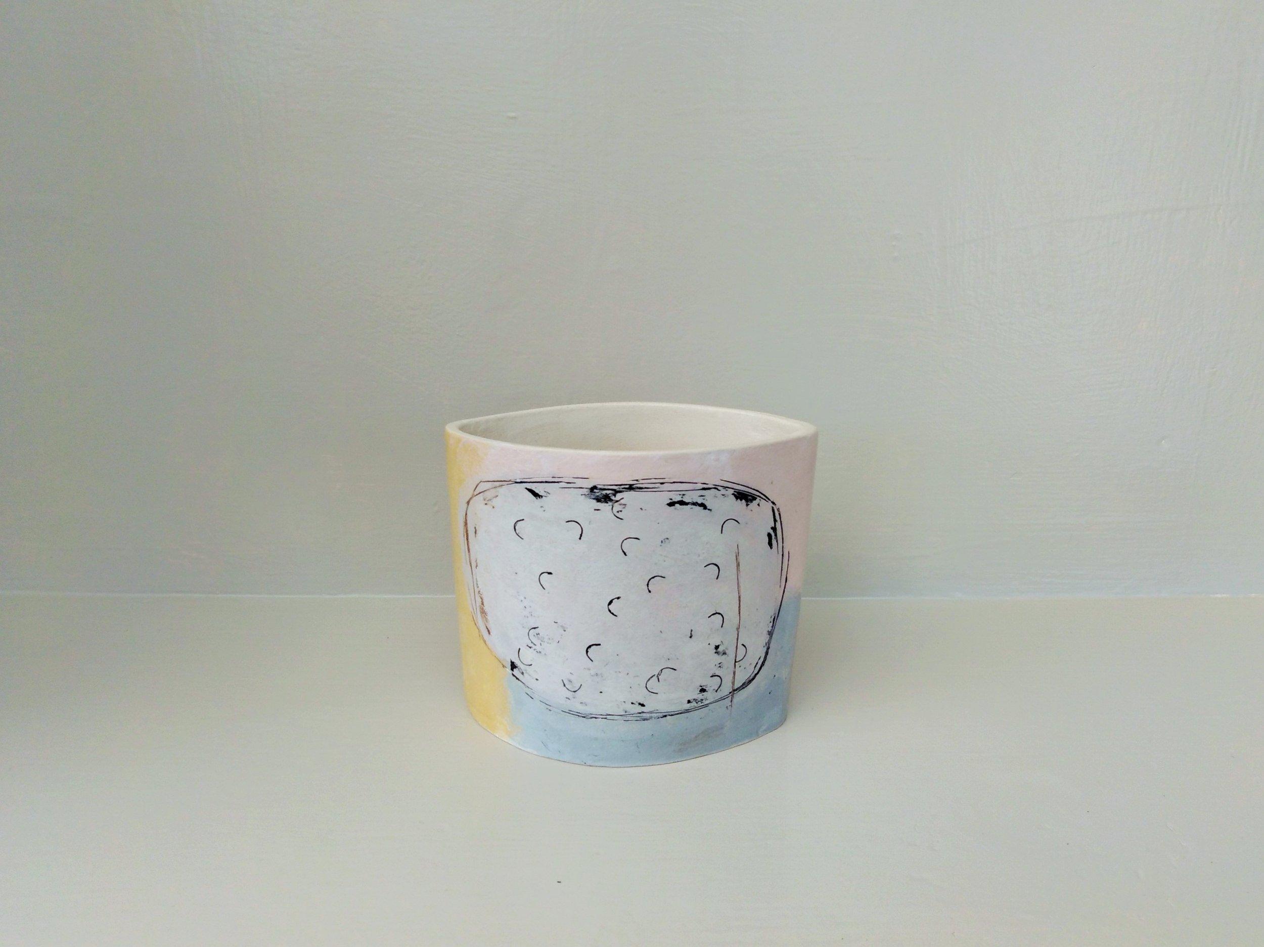 H12 x W13cm  Ceramic  £56