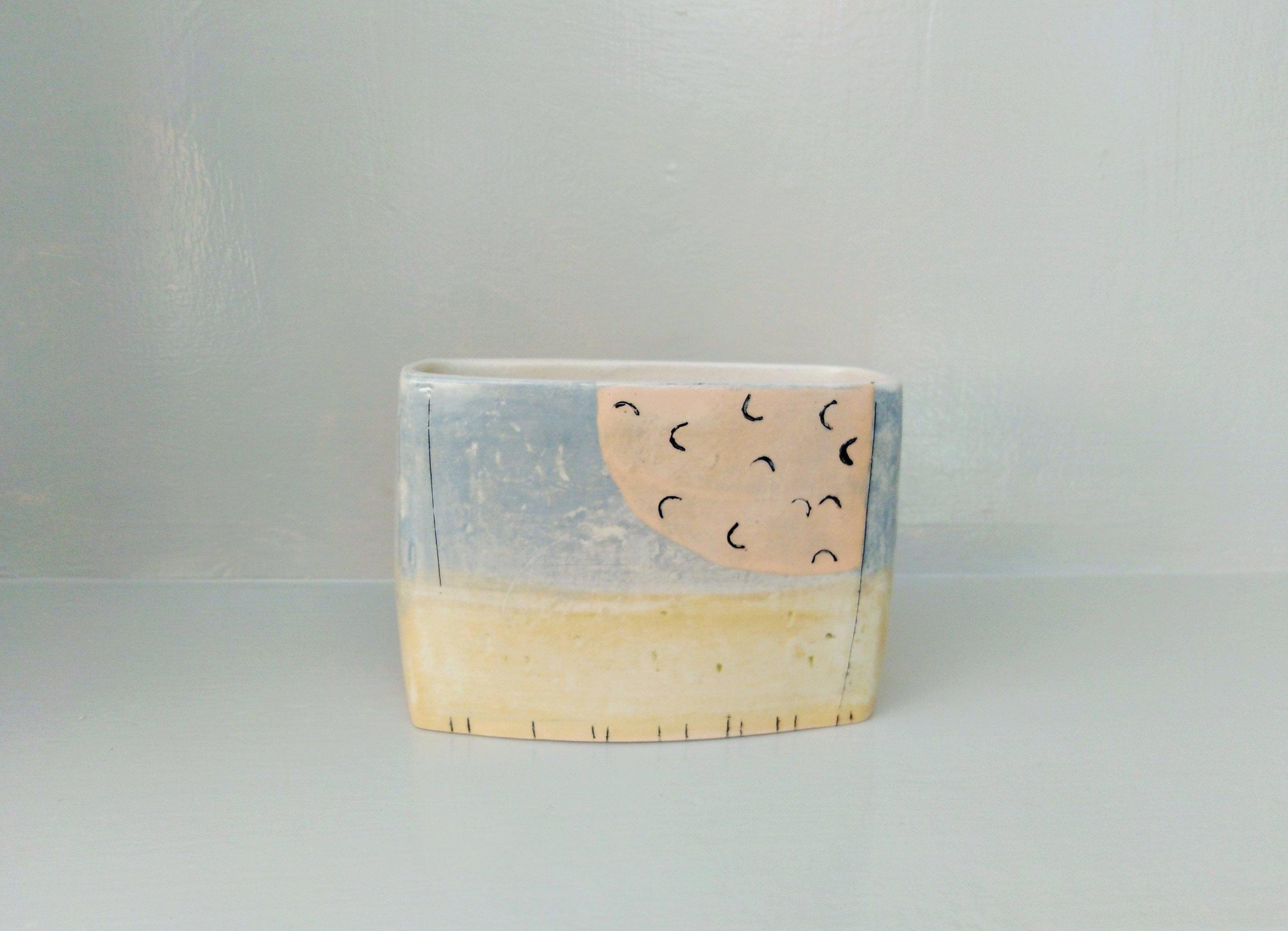 H10cm x W14cm  Ceramic  £55