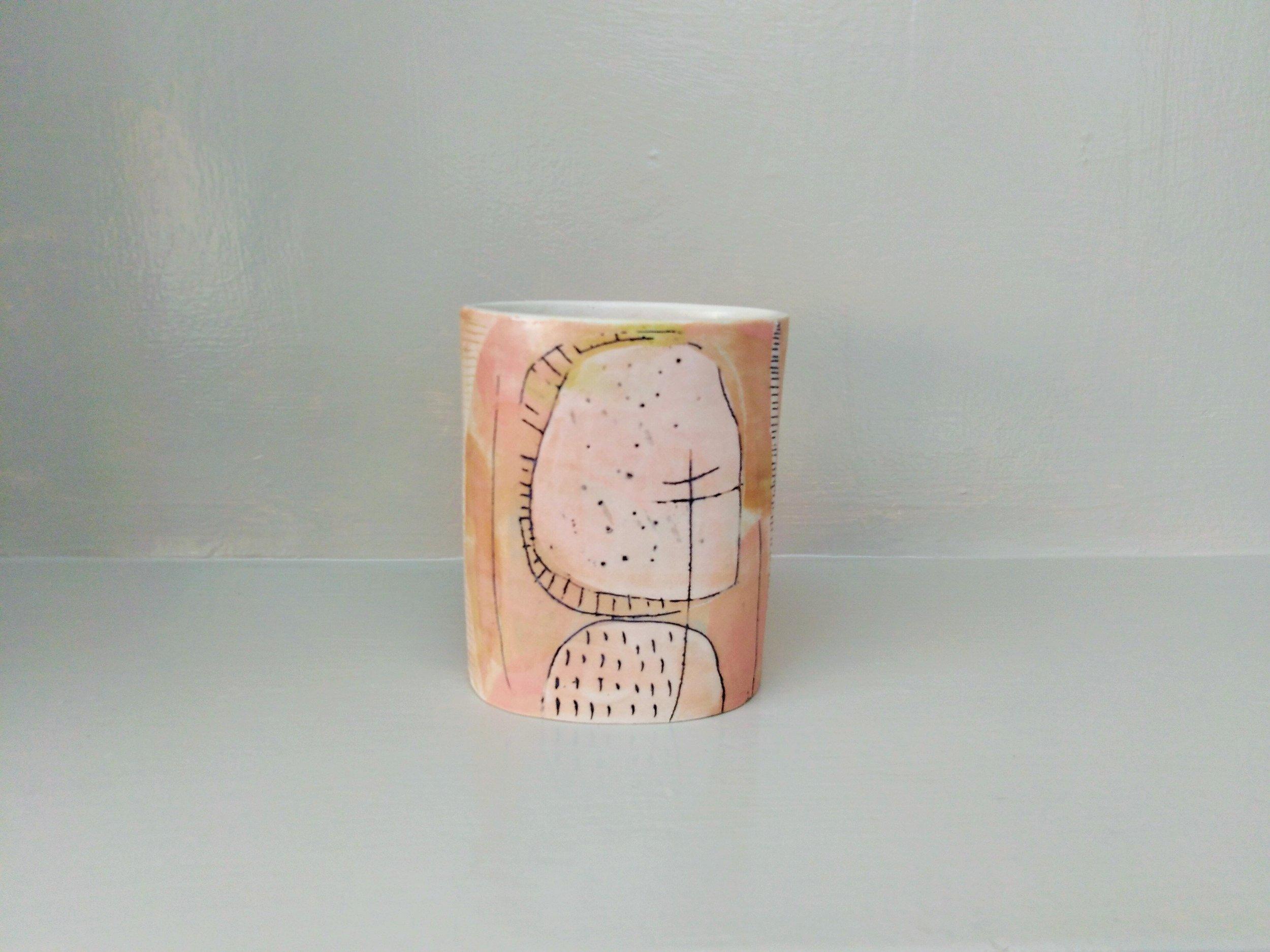 H12cm x W9.5cm  Ceramic  £48
