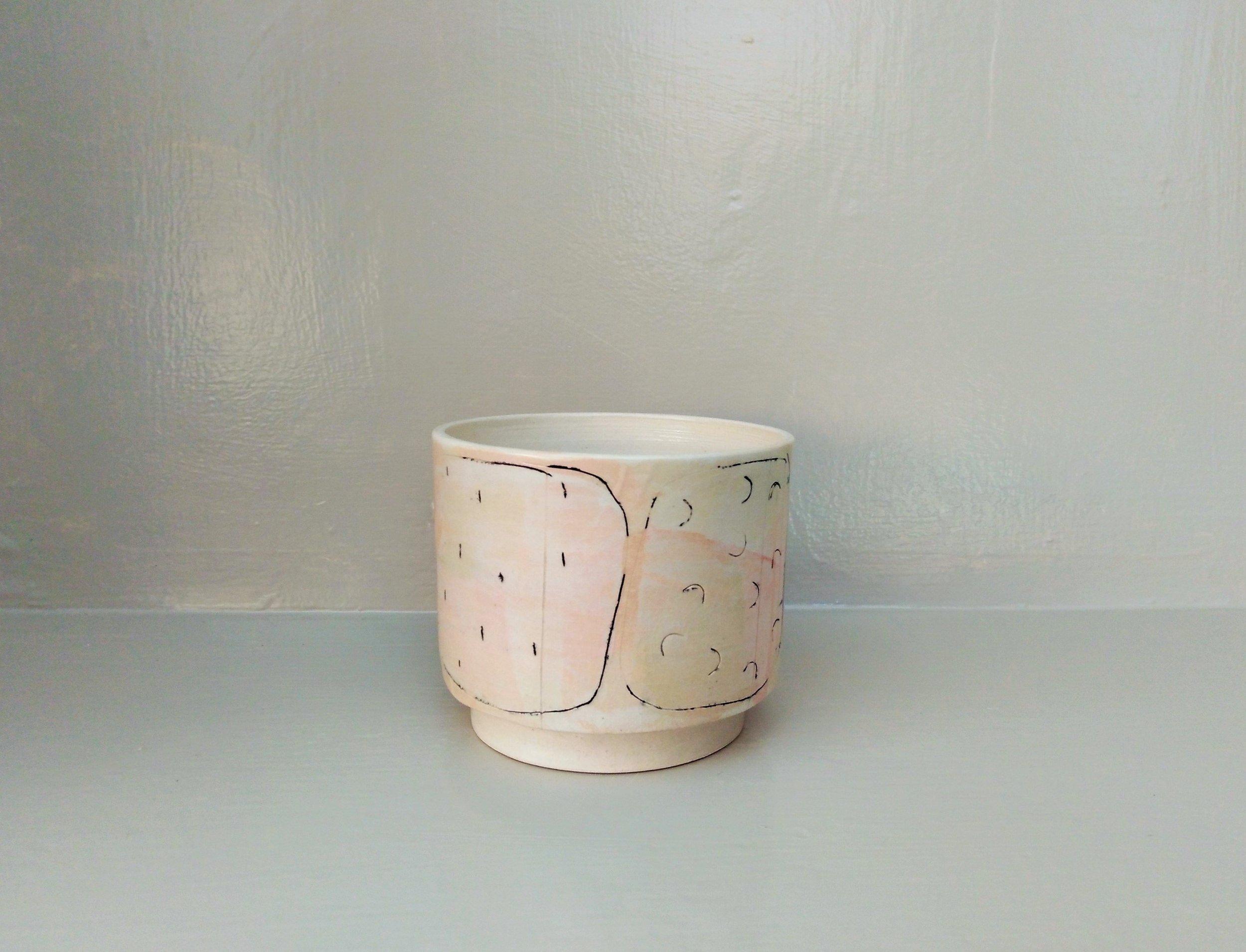 H12.5cm x W11cm  Ceramic  £48