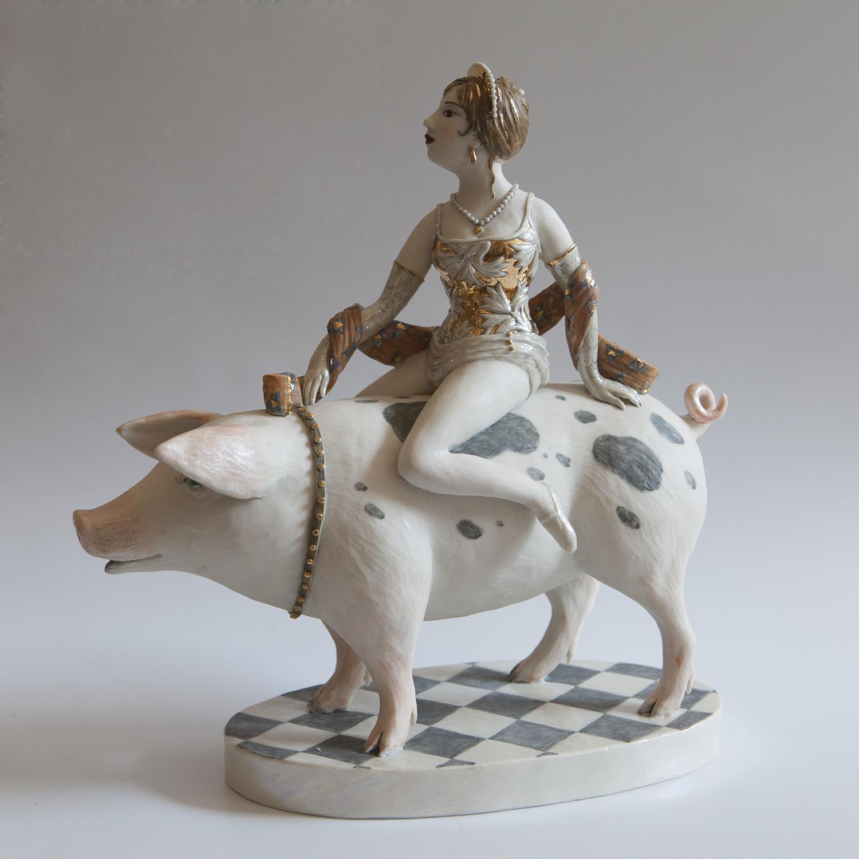 Princess  ceramic  25x24x10cm  £685