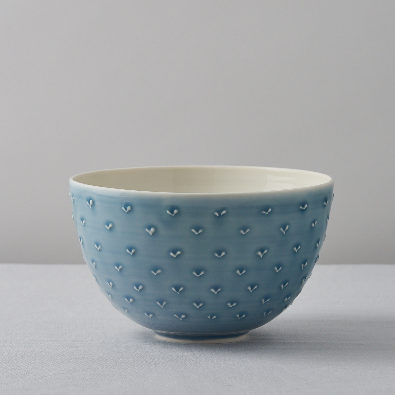 Leaf bowl  ceramic  10cm h  £70