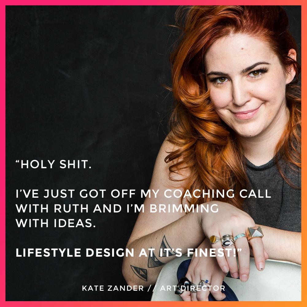 Kate Zander