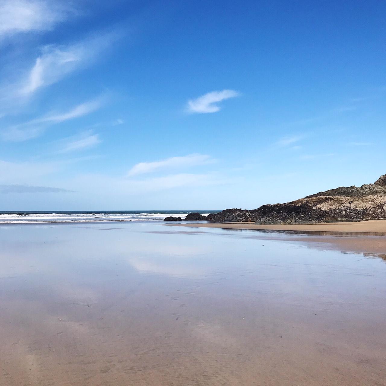 Ruth Ridgeway - Lusty Glaze Beach
