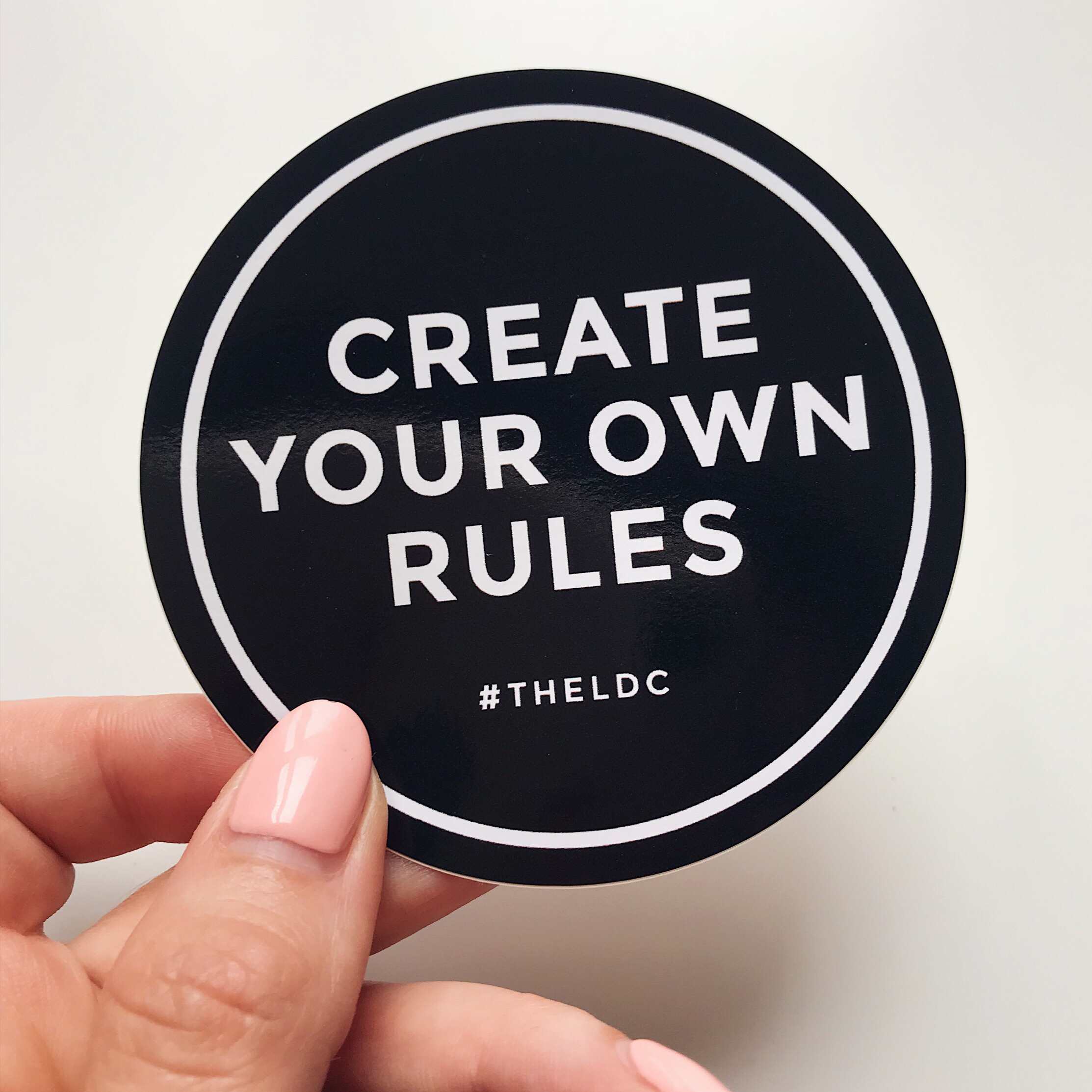 Create Your Own Rules - The Lifestyle Designers Club