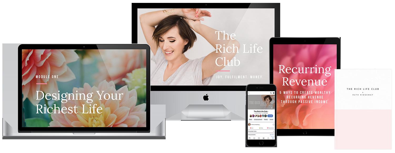 The Rich Life Club