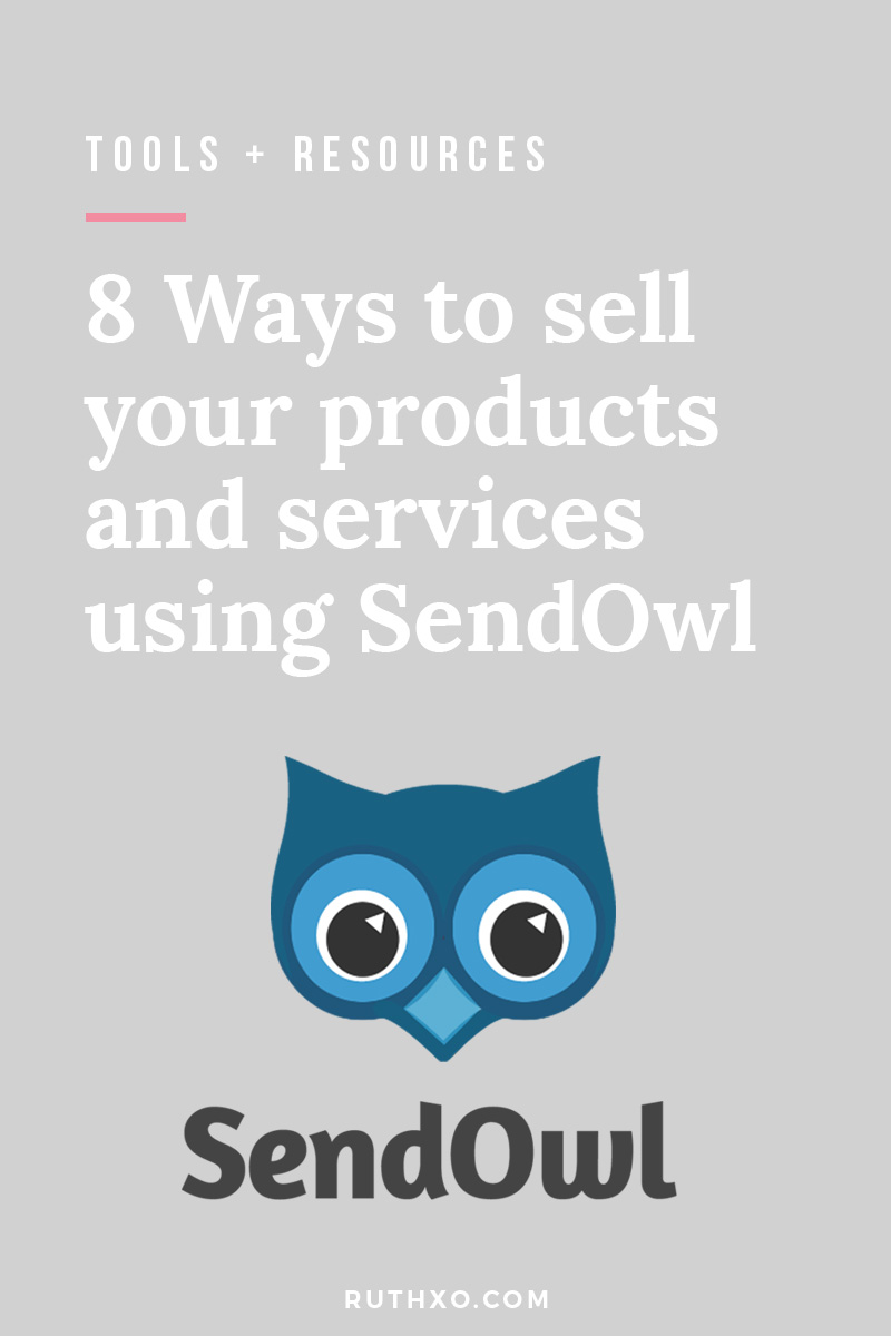 8 Ways to Sell Your Products and Services Using SendOwl