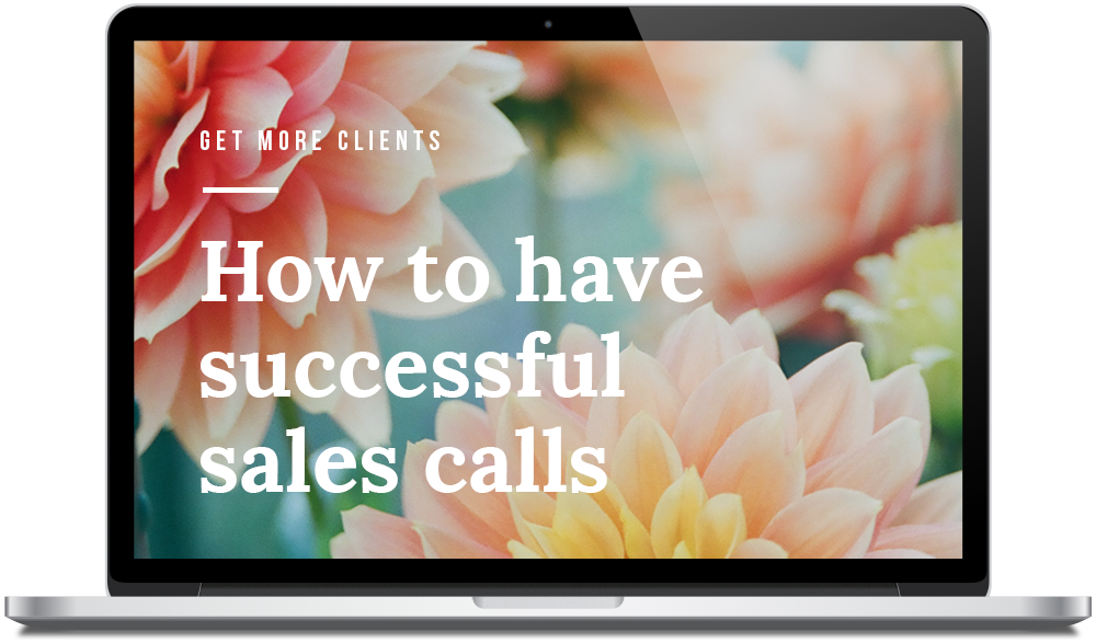 The Designers Hub - How to Have Successful Sales Calls