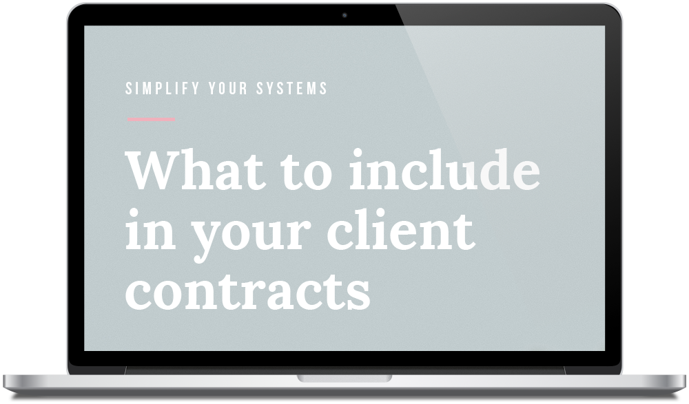 The Designers Hub - What to Include in Your Client Contracts