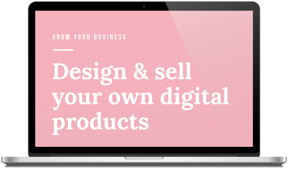 The Designers Hub - Design and Sell Your Own Digital Products