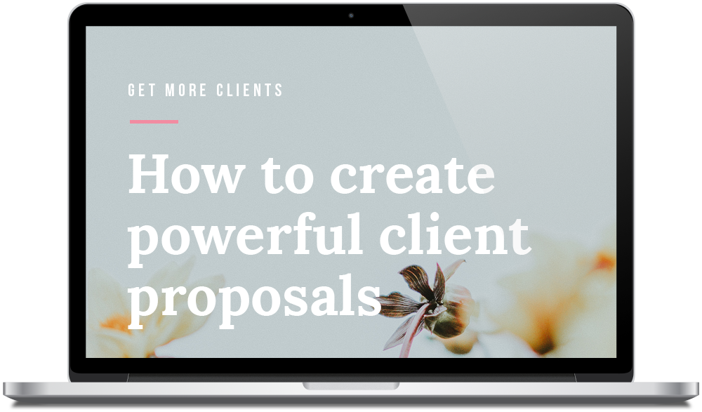 The Designers Hub - How to Create Powerful Client Proposals