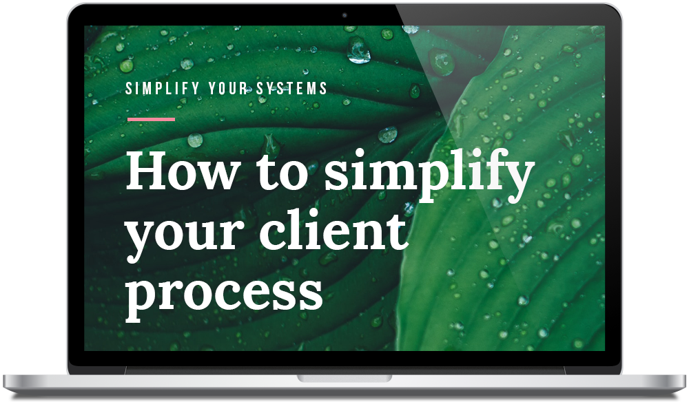 The Designers Hub - How to Simplify Your Client Process