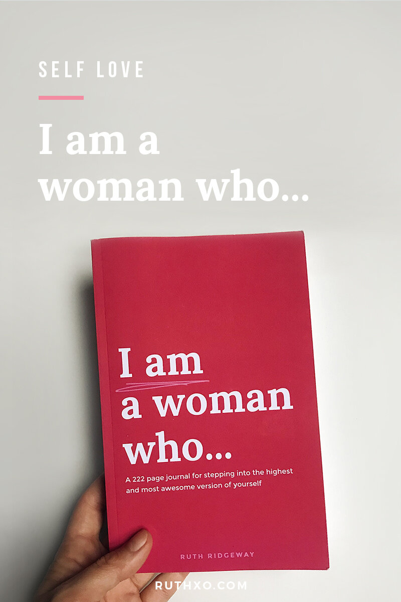 I Am A Woman Who... Journaling Book