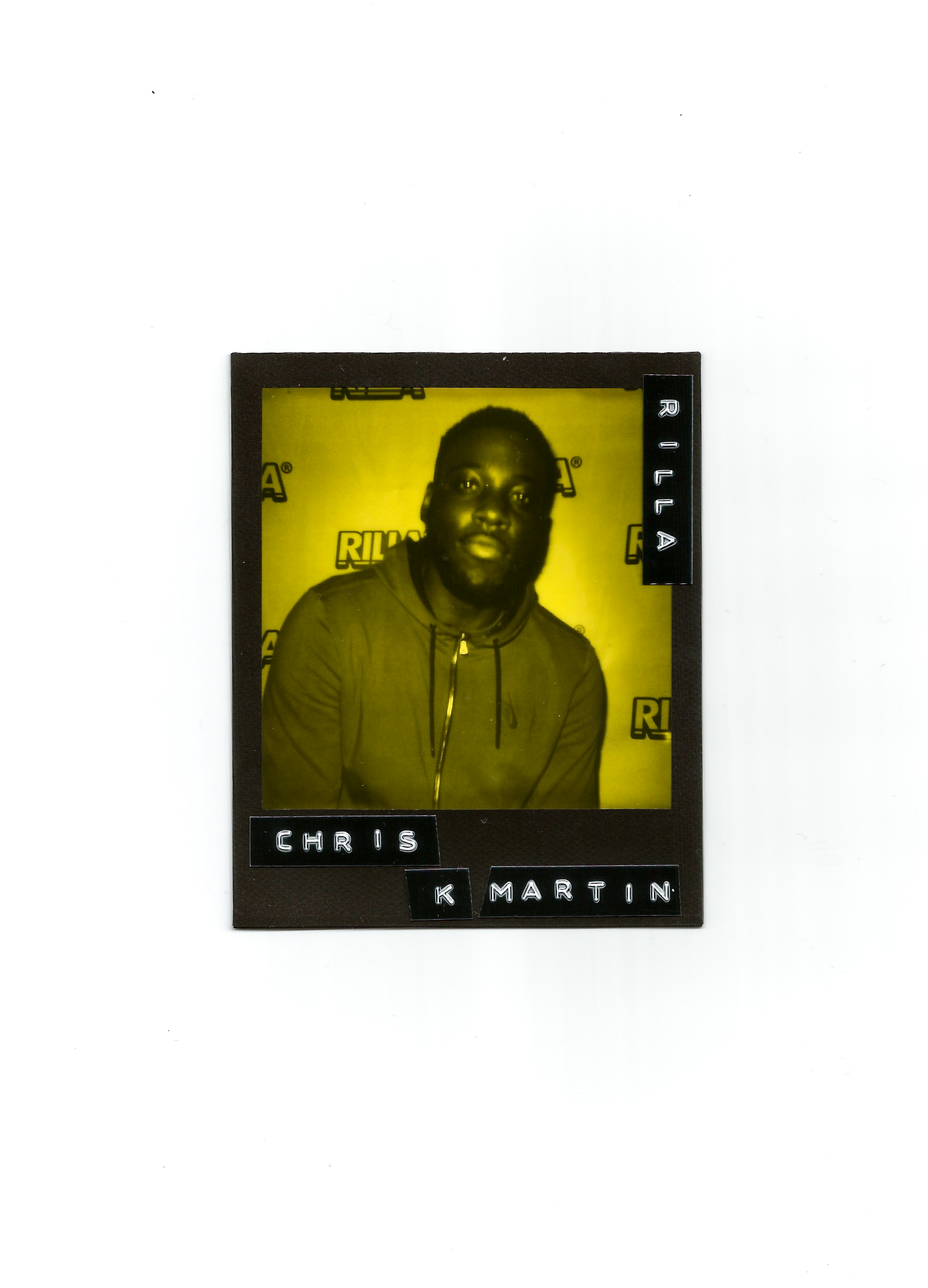 CHRIS K MARTIN