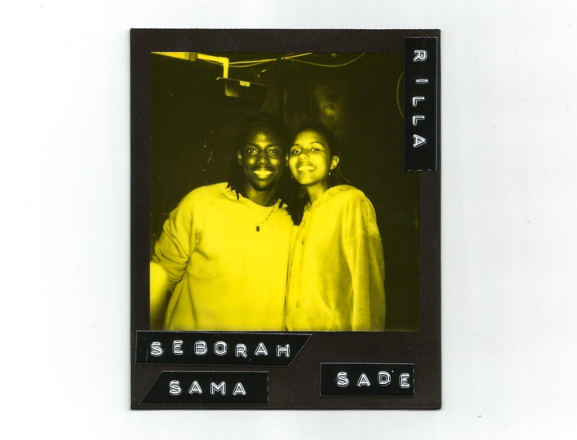 Seborah Sama & Sade