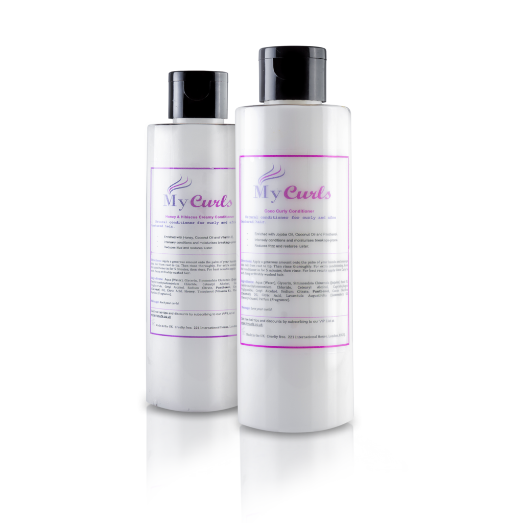 organic conditioners for curly hair